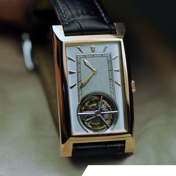 Atelier korpela Timepiece No.1